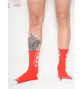 Ponožky MEC KI'S červená CMR12