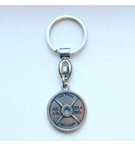 Key Chain No Pain, No Gain 01-RF