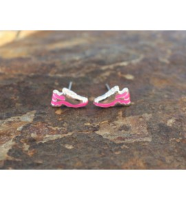 Earrings Running Shoe 015J