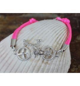 Bracciale Crystal Bicycle 0014J