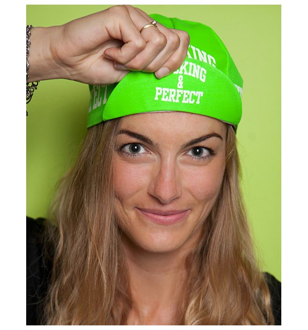 Cycling cap Mecki's Barbers Shop CMB20