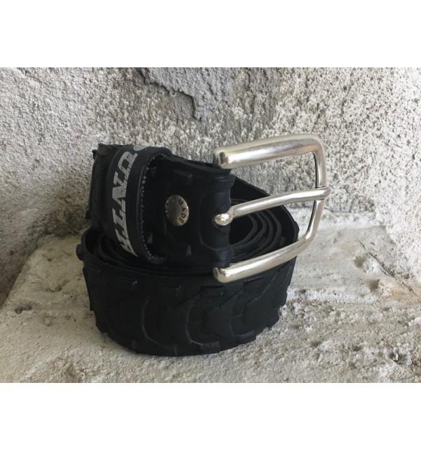 Pánský pásek B-Recycled C008M, Size 50, Barva Černá B - Recycled C008M