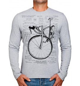 Maglia manica lunga Cognitive Therapy 003-MMGR
