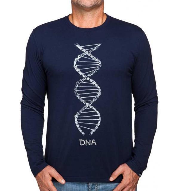 Maglia manica lunga DNA 007-MMBL