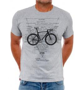 Tričko s cyklistickým motivem Hierarchy of Needs 0033-TMGR