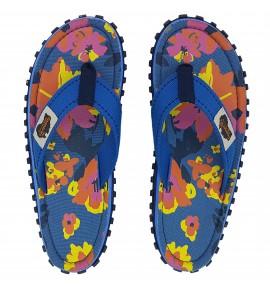Žabky Gumbies z recyklovaných pneumatik - Gu0892 - Floral