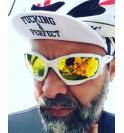 Cycling cap Mecki's Barbers Shop CMB20