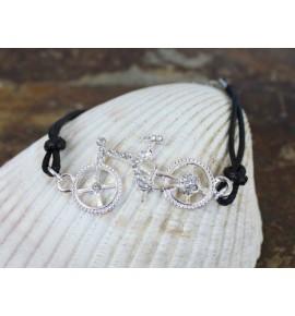 Bracelet Crystal Bicycle 0014J