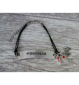 Bracelet Triathlon 009J