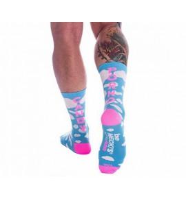 Cyklistické ponožky Meckis CMBL14