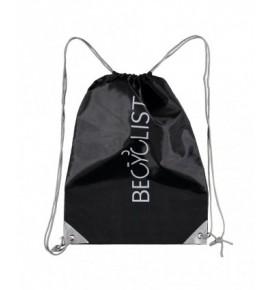 Black cycling bag Becyclist