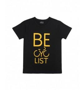 Men cyclist t-shirt Becyclist
