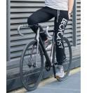 Pantalone tuta ciclismo nero Becyclist