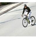 Černé tepláky Becyclist