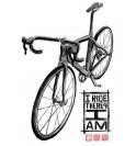 T-shirt short sleeve I Ride, Therefore I Am