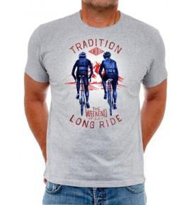 Maglia manica corta ciclismo Tradition
