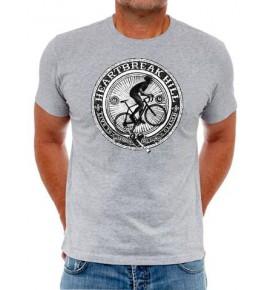 Cycling t-shirt short sleeve Heartbreak Hill
