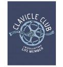 Modré tričko cyklistika Meaning of Life