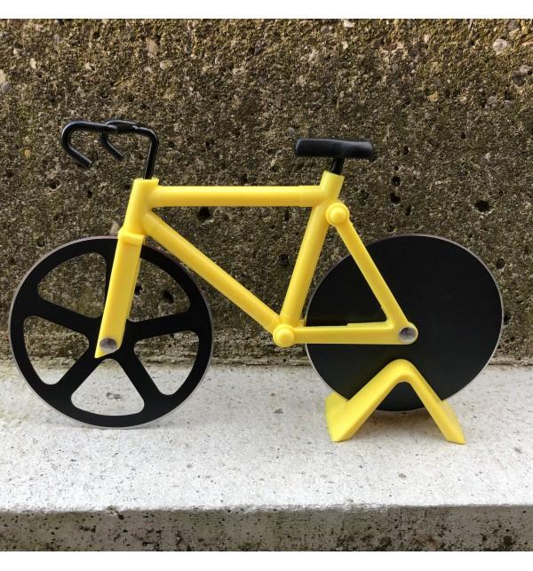 Kráječ na pizzu cyklistika
