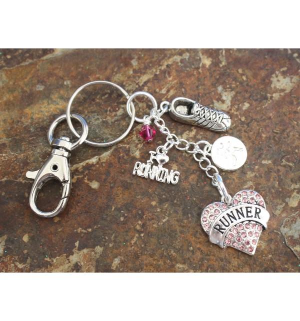 key chain love to run 012jr