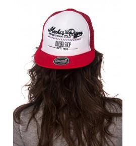 Red Cap The Ripper Mecki's CMR26