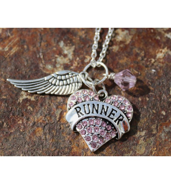 Necklace Run 4 The Bling 011J