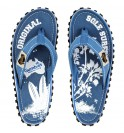 Flip-Flops Gumbies from recycled tires - Gu087 - Twin Palms
