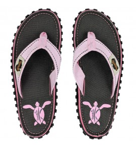 Flip-Flops Gumbies from recycled tires  -Gu0898 - Turtle