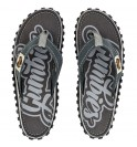 Flip-Flops Gumbies from recycled tires- Gu085 - Cool Grey