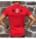 Men's grey t-shirt I Love Training early 11-TFTMG