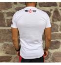 Pánské bílé tričko I Love Training early 010-TFTMB