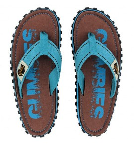 Žabky Gumbies z recyklovaných pneumatik - Gu024 - Blue Pool
