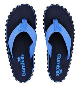 Flip-Flops Gumbies from recycled tires - Gu027 - Duckbill Navy