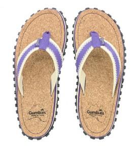 Žabky Gumbies z recyklovaných pneumatik - Gu033 - Corker Purple