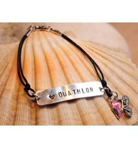 Náramek Duathlon Chord 009J