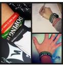 Bracelet I am doping free 013-IMB