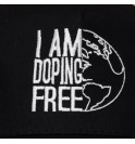 Kšiltovka I am doping free 010-IMCAPN