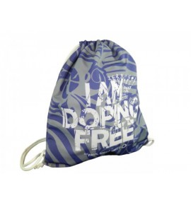 Grey bag I am doping free by Paul Meccanico 014-IMPG
