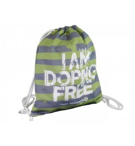 Sacca verde I am doping free by Paul Meccanico 015-IMPV