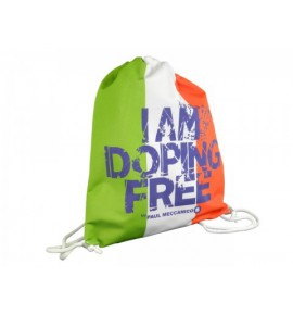 Green bag I am doping free by Paul Meccanico 016-IMPV