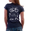 T-shirt I Tri 001-TWBL