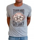 T-shirt Train Hard 002-TMGR
