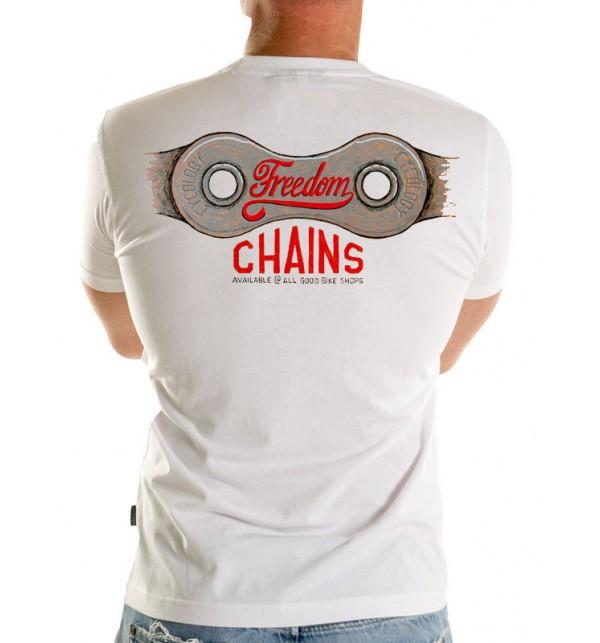T-shirt Freedom Chains 009-TMBI