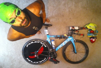 Gabriele Frascona': extreme sport and triathlon, my daily bread...