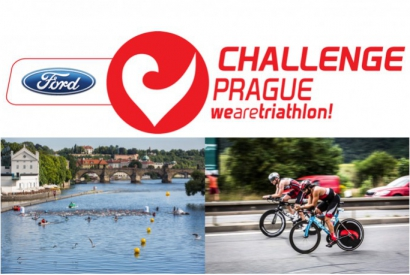 FORD CHALLENGE PRAGUE 29.7.2017, Triathlon in the Heart of Europe.