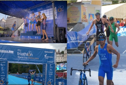 ITU Triathlon World Cup 2017 -  Karlovy Vary